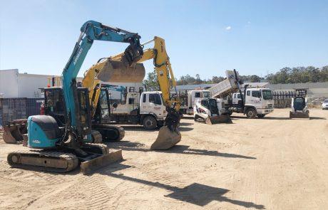 Dynamic Excavations 5T-Excavator-bobcat-tipper