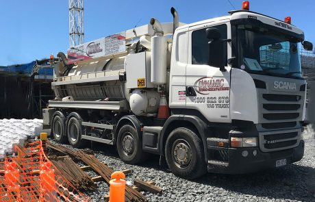 Dynamic Excavations Recycle-Truck-1
